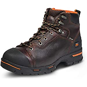 Safety Toe Puncture Resistant Work Boot
