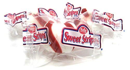 Bob's Sweet Stripes Square Tub - 400 (Peppermint Tub)