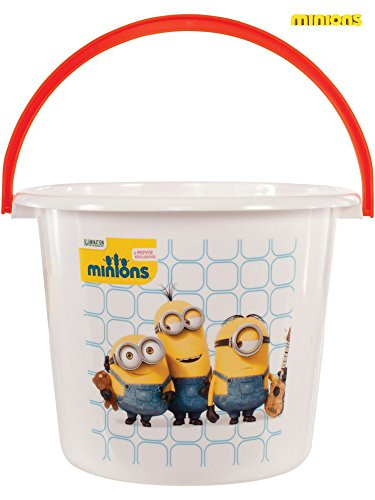 Rubie's Costume Minions Trick-or-Treat Sand Pail Costume]()