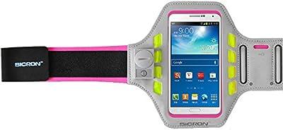 LED Sport Armband + KEY Holder + Earphone Hole for Smartphone , iPhone