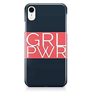 Loud Universe Phone Case For iPhone XR Grl Pwr Phone Case Slay Girl Phone Case Girl Power