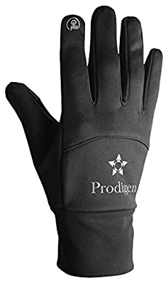 Prodigen Outdoor Winter Gloves Touchscreen Waterproof Warm Gloves for Cycling,Riding,Driving,Running,Biking Sports for Men&Women