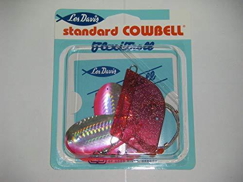 Luhr Jensen Standard Cowbell Reflex 3700-000-1736: Standard Cowbell Reflex, Pink ()