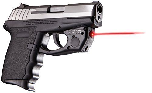 ArmaLaser SCCY CPX TR10 Red Laser with Grip Activation by ArmaLaser