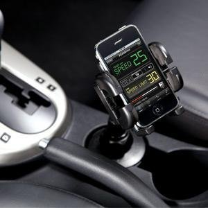 For Apple iphone 3G 3Gs Car Cup Holder Mount MCUP
