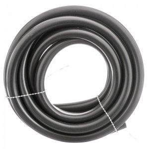 Danner 12012 Standard Vinyl Tubing Roll, Black-1/2'' ID 10 foot roll