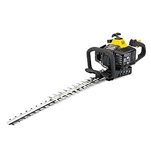 Mcculloch HT 5622 Petrol Hedge Trimmer: 22 cc, 56 cm Cutting Blade, 22 mm Blade Gap, Dual Action Blades, Soft Start…