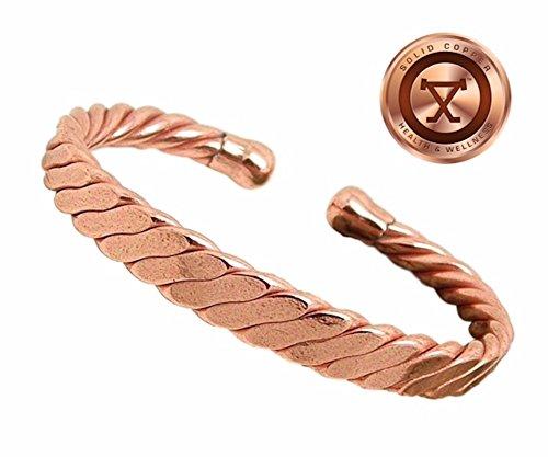 ProExl Copper Magnetic Bracelet York