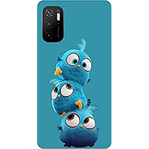Amagav Soft Silicone Printed Mobile Back Cover for Redmi Note 10T 5G / Poco M3 Pro 5G