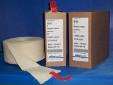Alba Healthcare Stockinette Tubular 2 Inch X 25 Yard Cotton NonSterile