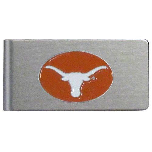 (NCAA Texas Longhorns Brushed Money Clip)