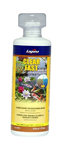 Laguna Clear Fast Pond Water Clarifier – 16 Ounces