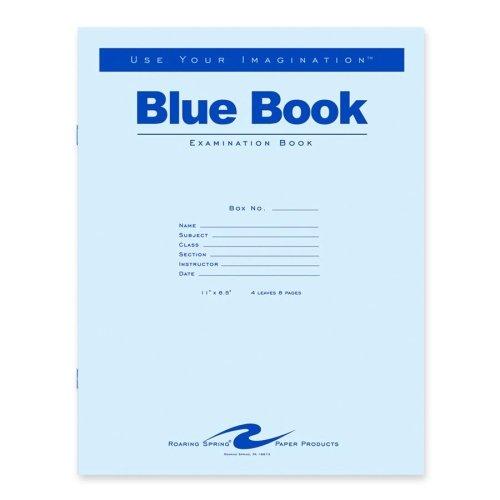 ROA77515 - Roaring Spring Examination Book