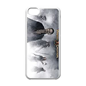 orlando bloom pirates of the caribbean at worlds end iPhone 5c Cell Phone Case White Present pp001-9452414