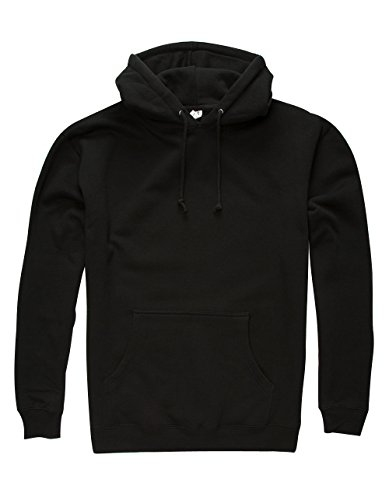 - Independent Trading Hooded Pullover Sweatshirt Black M