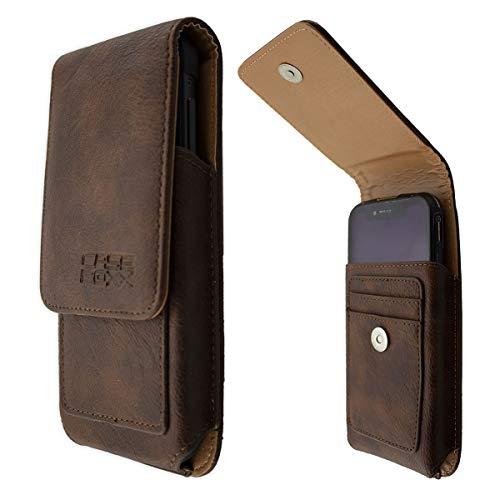 caseroxx Outdoor Case for Ulefone Armor X6, Smartphone Case (Outdoor Case in Brown)