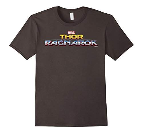 Marvel Thor Ragnarok Official Film Logo Graphic T-Shirt