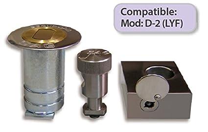 SAG CP4 - Cierre para persiana y puerta metálica