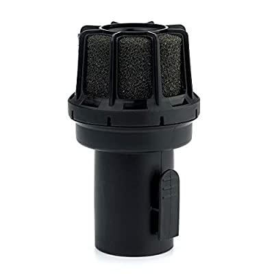 CRAFTSMAN 38660 2-1/2-inch Muffler Diffuser Wet/Dry Vac Attachment