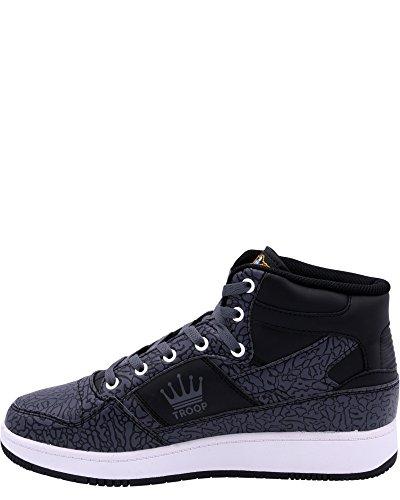 Basketball TROOP 5 Greyu Destroyer 7 Sneakers Grey Mid z8EwFUq8A