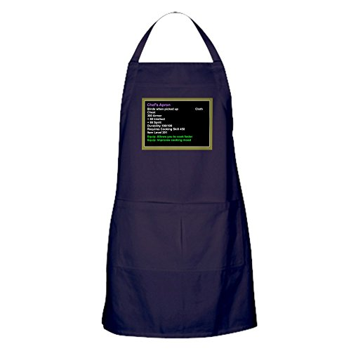 CafePress Wow Epic Cooking Apron Kitchen Apron with Pockets, Grilling Apron, Baking Apron