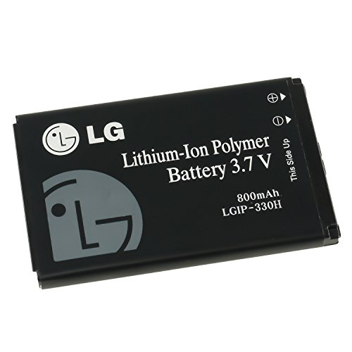 LG 800mAh Factory Original Battery for VX8560 Chocolate 3 (Lg Chocolate Mobile Phone)