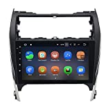 SYGAV Android Car Stereo for 2012-2014 Toyota Camry 10.2 Inch Touch Screen Radio in Dash GPS Navigation Head Unit