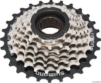 Shimano MF HG37 Tourney Freewheel (13 28T 7 Speed)