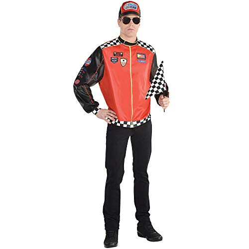 Party City Fast Lane Driver Halloween Costume