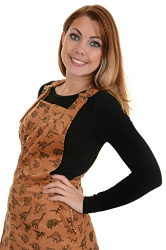 Run & Fly - Robe - Femme marron biscuit