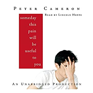 Someday This Pain Will Be Useful to You Audiobook