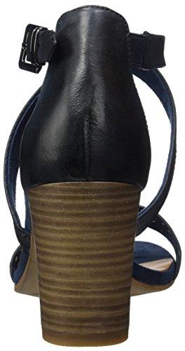 Tamaris Signore 28009 Sandali Aperti Blu (navy 805)