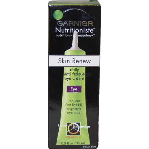 Garnier Nutritioniste Skin Renew Daily Crème contour des yeux anti-fatigue, 0,5 once