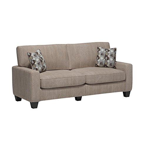 "Buy Sectional Sofa In Dubai: Serta RTA Palisades Collection 73"" Sofa In Flagstone Beige"