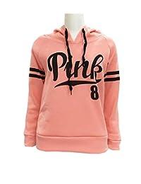 Pofachawis Womens Sweatshirt Long Sleeve Athletic Hooded Pullover