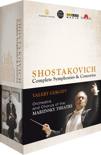 Shostakovich Cycle (Boxed Set, 4PC)