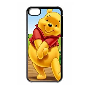 Winnie the Pooh iPhone 5c Cell Phone Case Black Z0033243