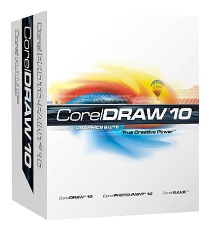 Amazon com: CorelDRAW 10 0 [OLD VERSION]