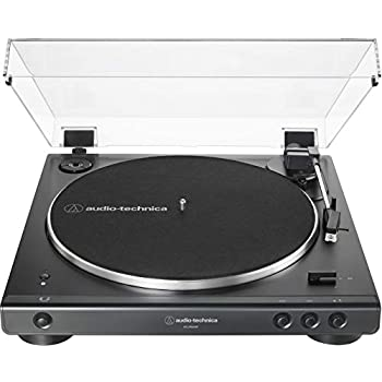 Amazon com: Audio-Technica AT-LP60 Fully Automatic Belt