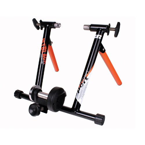 jet black cycling trainer - 8