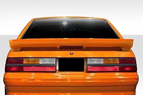 Duraflex ED-UEE-157 Colt Rear Wing Spoiler - 1 Piece Body Kit - Compatible For Ford Mustang 1979-1993
