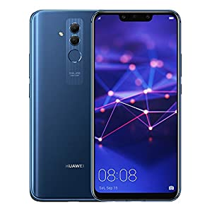 Huawei Mate 20 Lite SNE-LX3 64GB (Factory Unlocked) 6.3″ FHD (International Version) (Sapphire Blue)