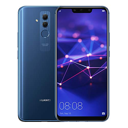 Phones Cell Best Selling - Huawei Mate 20 Lite SNE-LX3 64GB (Factory Unlocked) 6.3