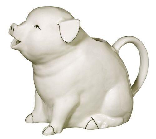 (Sadek Tableware - Pig Shaped Pitcher - 21576)
