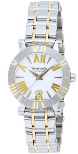 Tiffany & Co. Watch Atlas K18yg / Ss Automatic Movement for sale  Delivered anywhere in USA