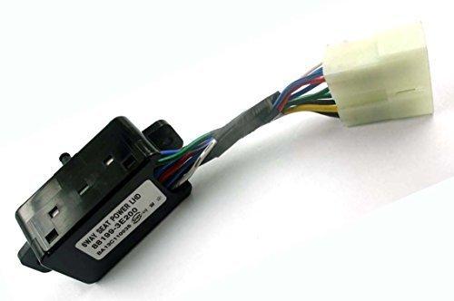 (GENUINE 03-06 For Kia Sorento 8Way Power Seat Switch FRONT LEFT OEM 88199-3E200)