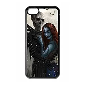 The Nightmare Before Christmas iPhone 5c Cell Phone Case Black Xvcv