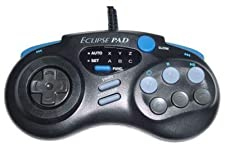 Eclipse Pad Game Controller for Sega Saturn