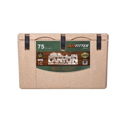 Canyon Coolers Outfitter Series 75qt- Sandstone