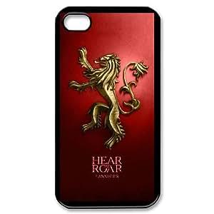 iPhone 4,4S Phone Case Game of Thrones F5F7826